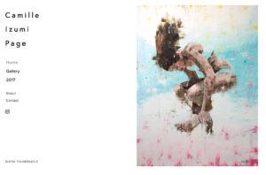 水中の女性があまりにも美しい Under Water Art|カミーユ・ペイジ【Camille Page】