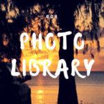 #04 フォトライブラリー【9月】| 八重山諸島、りんご、本 and more…