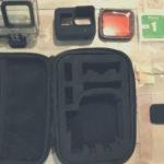 ディヤードの「アクションカメラアクセサリーセット25in1」【GoPro初心者+水中撮影におすすめ】