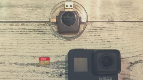 写真や動画のデータ移行なら、AKINKのSDカードリーダーがおすすめ【汎用性が高い】