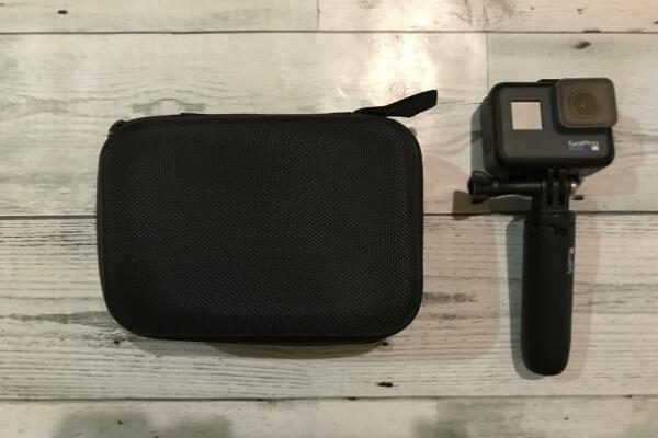 GoProとサイズ比較
