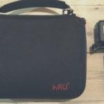 HSUのGoPro収納ケースは、タフな外装で良心的な値段でおすすめ