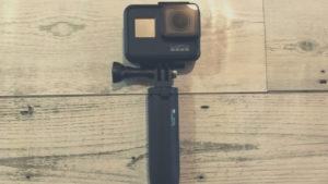 GoPro「Shorty(ショーティー)」ミニサイズの自撮り棒の使い方