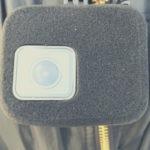 GoPro動画撮影の風切り音対策|スポンジカバーでウィンドジャマー【録音ノイズ軽減】
