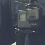 TELESIN「クリップマウント」GoProをバックパックに取り付け簡単!