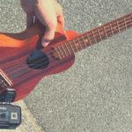 「着脱式楽器マウント」でGoProを色々な楽器に取り付けよう!