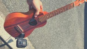 様々な楽器に取り付けられる「着脱式楽器マウント」