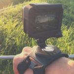 臨場感あるPOV撮影やユニーク自撮りができる「ハンド+リスト ストラップ」