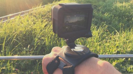 GoPro「ハンド+リスト ストラップ」|臨場感あるPOV撮影やユニーク自撮りをしよう