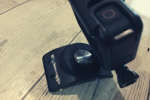 GoProのロゴを起点に360度回転(その1)