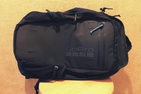 GoProのスポーツバッグ「シーカー」