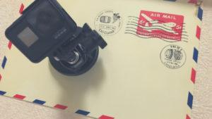 GoPro「サクションカップマウント」驚異の吸着力とカスタマイズ性に優れてる