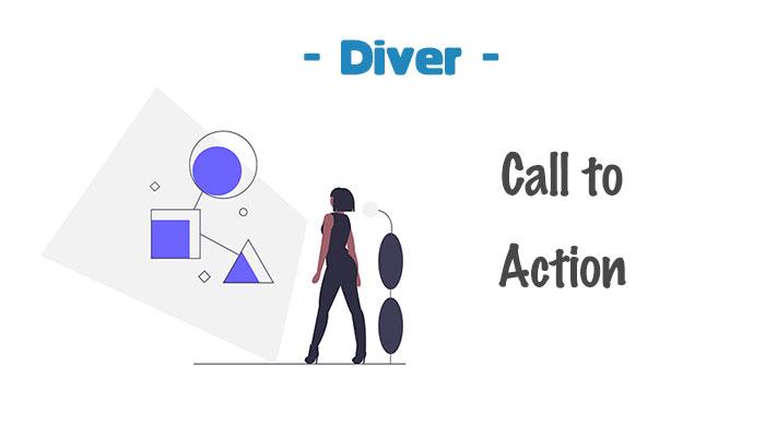 【Diver】CTA(コール・トゥ・アクション)を使いこなそう!