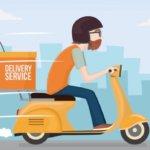 【Uber配達パートナー】125cc超のバイクを緑ナンバーにする手続きの方法